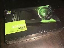 NVIDIA Quadro M5000 8GB GDDR5 GPU brand new