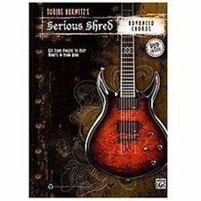 Tobias Hurwitzs Serious Shred -- Advanced Chords (Book & DVD), Hurwitz, Tobias,
