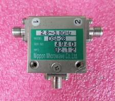 1pc  DSI-28 2.6-4GHz SMA RF  RF Microwave Coaxial Isolator