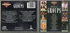 SOUL GROUPS CD 1988 ODYSSEY KOOL ISLEY BROTHERS FOUR TOPS  COMMODORES CHI LITES