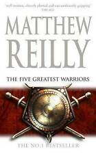 The Five Greatest Warriors by Matthew Reilly - Small Paperback