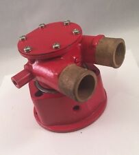 Volvo Penta Raw Water Sea Pump Rebuilt 856952 855722 AQ Jabsco Model England