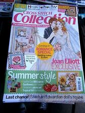 Cross Stitch Collection Magazine June 2015 Issue 249  (new)