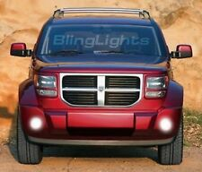 2007-2011 Dodge Nitro Xenon Halogen Fog Lamps lights sxt slt 07
