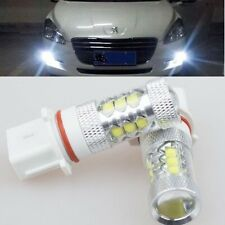 2x High Power LED CREE P13W Fog Lights Bulbs For Peugeot 508 toyota Highlander
