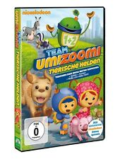 TEAM UMIZOOMI:V3 ANIMAL HEROES (Linda Beck, Brandon Espinoza) DVD NEU