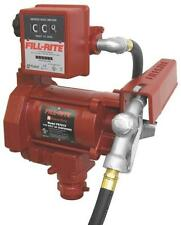 NEW TUTHILL FILL-RITE FR701V FUEL TRANSER 115V PUMP  20GPM WITH METER SALE