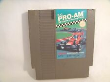 R.C. Pro-Am (Nintendo Entertainment System, 1988)  game only