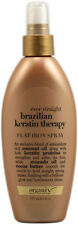 OGX Organix Brazilian Keratin Therapy Flat Iron Spray Ever Straight 177ml