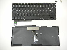 """TESTED Hungary Keyboard & Backlit for MacBook Pro 15"""" A1286 2009 2010 2011 2012"""