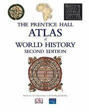 The Prentice Hall Atlas of World History by Pearson Education Staff (2008,...