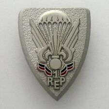 INSIGNE 1 REP - ALGER 22 AVRIL 1961 - NUMEROTE - FRENCH FOREIGN LEGION ETRANGERE