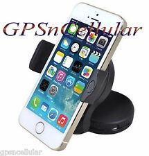 Universal Window Suction Cup Mount with Holder/Adapter for iPhone 4 4s 5 5s 5c 6