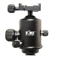 CameraPlus® KIWIFOTOS KWBH-1 Ball Head with Quick Release Clamp Max Load 22kg