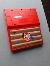 NINTENDO GAME&WATCH MULTISCREEN MICKEY&DONALD DM-53 MINT/NEAR MINT CONDITION