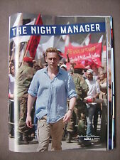 Poster The Night Manager (2016) Staffel 1 (Tom Hiddleston)