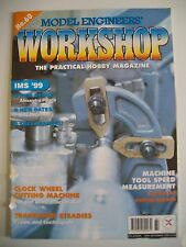 Model Engineers Workshop. The Practical Hobby Magazine. No. 60. 06.08-30.09.1999
