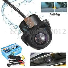 Car Auto HD Reverse Backup Parking Rear View Camera Waterproof Night Vision CMOS