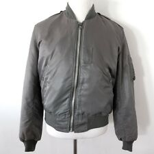 VINTAGE JACKET FLYING LIGHT ZONE TYPE L-2B SIZE 40 USAF 1960's DSA 100 1100