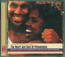 The Heart And Soul Of Philadelphia - Lou Rawls/Pendergrass/O'Jays/Stylistics Cd