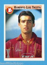 PANINI CALCIO COPPE 1996/97-Figurina n.131- TROTTA - ROMA - NEW