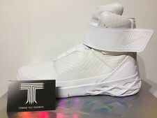 "Nike Swoosh Hunter ""Triple White"" ~ 832820 101 ~ U.K. Size 9"