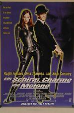 (Gerollt) Kinoplakat - Mit Schirm, Charme und Melone (1998) (#124)