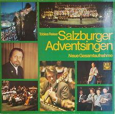 2 LP`s Tobias Reiser Salzburger Adventsingen Neue Gesamtauflage ,MINT-
