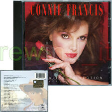 "CONNIE FRANCIS ""THE ITALIAN COLLECTION VOL.2"" RARE CD 1997 ITALY"