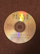 Deana Carter Did I Shave My Legs For This (CD, Music, Contemporary Country)