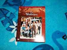 THE WALTONS FIRST SEASON DVD COMPLETE SET VERY GOOD USED ONCE CONDITION IN BOX