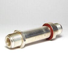 Durchgangsbuchse für 40 mm Platte / Gender-Changer, N-Norm, Spinner BN 94 49 09