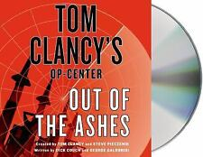 Tom Clancy's Op-Center: Out of the Ashes CD Set -  FREE SHIPPING!!