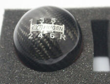 Carbon Black Manual MUGEN Sport Gear Shift Knob for Honda Civic Fit Acorrd S2000