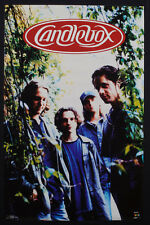 RARE VINTAGE CANDLEBOX POSTER ROCK MUSIC PROMO DORM ROOM WALL - W36