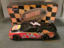 RCCA NASCAR 1:24 Black Window Bank Steve Park #14 Burger King 1997 Chevrolet MC