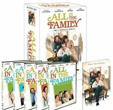 All in the Family The Complete Series DVD Disc Box Set  Seasons 1 through 9 NEW