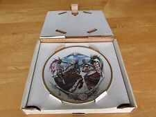 Legends of Camelot Pickard Collector Plate: The Joust