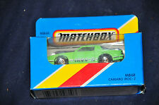 Matchbox Superfast MB68 Chevrolet Camaro Iroc Z NEU OVP Chevy