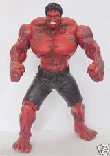 "Movie Marvel The Avengers Incredible RED Hulk 10"" INCHES Action Toy Figure New"