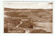 Bishop's Glen Dunoon Argyll 1933 Real Photograph Barsby Hough On The Hill
