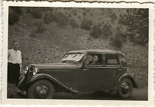 PHOTO ANCIENNE - VINTAGE SNAPSHOT - VOITURE AUTOMOBILE ENFANT - CAR 1934