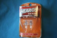 Hearos Smaller Size Hi-Fi Series Ear Plugs,Protect Your Hearing,NRR12dB, MPN 311