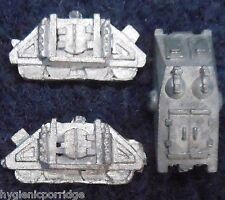 1989 Epic Imperial Guard Rhino V2 Citadel Space Marine 6mm 40K Warhammer 40,000