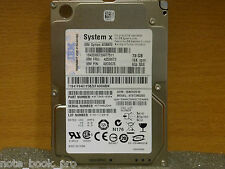 IBM 73GB 15K HDD SAS 6GBPS 42D0673 NO CADDY
