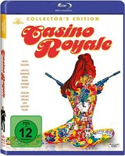 Blu-ray CASINO ROYALE (James Bond) # Peter Sellers, Ursula Andress ++NEU