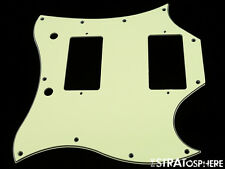 * NEW Mint Green PICKGUARD for USA Gibson SG Standard Guitar 3 Ply 11 Hole