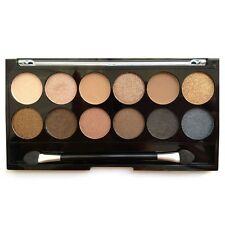 MUA Makeup Academy Undressed NAKED DUPE NEW NUDE SHIMMER Eyeshadow Palette
