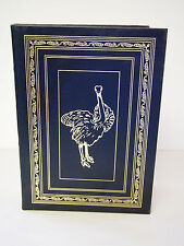 Easton Press Origin of the Species by Charles Darwin Leather 1st Edition