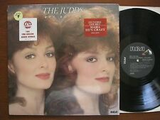 The Judds LP 1984 Why not me NM in shrink RCA Victor AHL1 5319